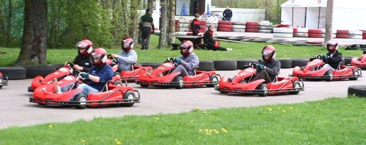 kart over tallinn Outdoor Tallinn Go kart racing for groups in Tallinn, Estonia kart over tallinn